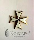 Звезда ордена Мальтийского креста (ордена св. Иоанна Иерусалимского)