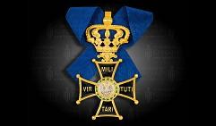 Орден Виртути Милитари 1-ой степени