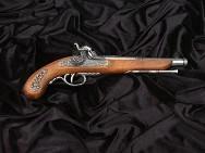 Пистолет капсульный, Франция, 1872г.