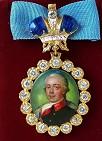 Наградной портрет Имп. Павла I Петровича