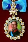 Наградной портрет Имп. Николая I Павловича