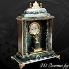 Часы украшенные с ангелом