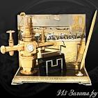 Набор офисный подарочный с фирменной символикой  УРЕНГОЙГАЗПРОМ