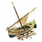 122054 Рыбацкая лодка  Marina  , 50х47х16 см