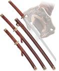 Набор самурайских мечей, 3 шт.