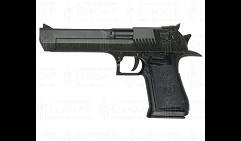 Пистолет полуавтоматический,  Desert Eagle  , калибр 9-12, 7 мм. , США-Израиль 1982 год
