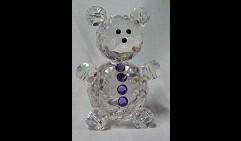 Медведь Лиловый кристалл (Размер 2), Debora Carlucci