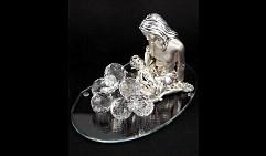 Композиция Материнство (на стеклянной базе), Linea Regalo