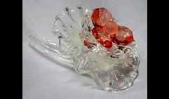 Рог изобилия с цветами (Размер 2), Linea Orange