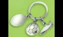 Брелок Футбольные трофеи