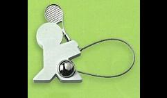 Брелок Теннисист