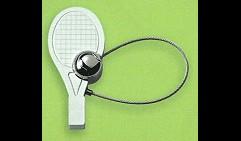 Брелок Теннисная ракетка