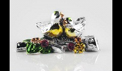 Статуэтка Влюбленные птички (mini)