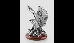 Скульптура Орёл на скале