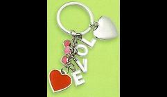 Брелок Любовь