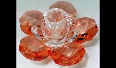 Подсвечник Linea Orange