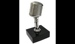 Скульптура Микрофон