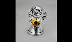 Статуэтка Ангелочек со звездой