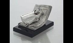 Скульптура Атрибуты журналиста