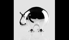 Статуэтка Слон стилизованный (Размер 2)