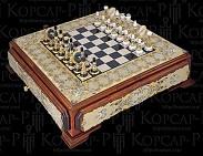 Шахматы украшенные  ШАХ И МАТ