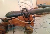 Корабельная пушка (Эпоха правления Петра I)