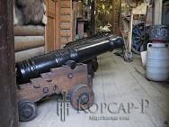 Пушка корабельная 1 фунтовая (конец 16 века)