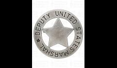 Бэйдж помощника маршала, Служба федеральных маршалов США