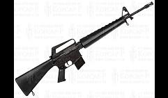 Автомат M16A1, США 1967 г. (Вьетнамская война)