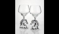 Подарочный набор бокалов под вино Символ 2014 года