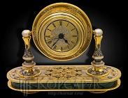Часы настольные украшенные  ЯНУС