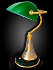 Лампа настольная украшенная  КАБИНЕТНАЯ