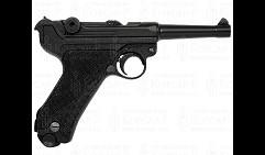 Пистолет  Люгер  P08, Германия, 1898г. 1-я и 2-ая МВ