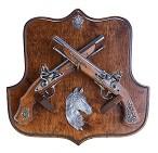 Трофей с двумя пистолями