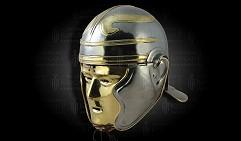 Шлем Галльский имперский с маской для лица