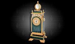 Часы каминные украшенные КОЛОННА