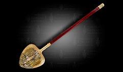 Золотая лопата  ЛУЧШЕМУ СТРОИТЕЛЮ